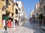 Winkelstraat Patras - Peloponessos - Foto van De Griekse Gids