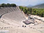 Epidavros Argolis - Peloponessos Foto 18 - Foto van De Griekse Gids