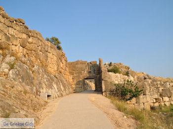 Mycene Argolis foto 20 - Foto van De Griekse Gids