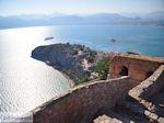 Palamidi Nafplion - Argolis - Peloponessos - Foto 29 - Foto van De Griekse Gids